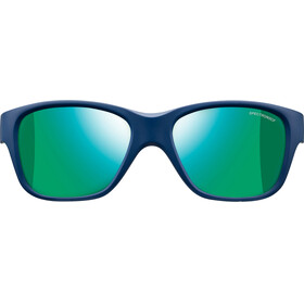Julbo Turn Spectron 3CF Sunglasses Kids 4-8Y Dark Blue/Green-Multilayer Green